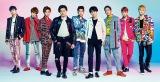 9人組ダンス&ボーカルユニットANTASTICS(右から2人目が中尾翔太さん)