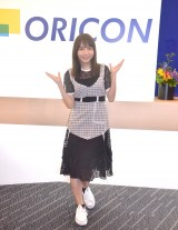 大場美奈=「いきなりパンチライン」発売記念来社PR(C)ORICON NewS inc.