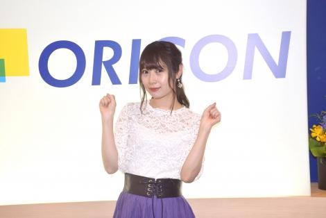 高柳明音=「いきなりパンチライン」発売記念来社PR(C)ORICON NewS inc.