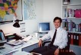 1993年、アメリカ駐在時代の成田昌隆さん(C)2018 Lucasfilm Ltd. All Rights Reserved.