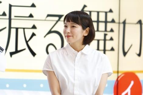 サムネイル ドラマ『健康で文化的な最低限度の生活』トークイベントに出席した吉岡里帆