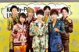 キスマイ ツアー総動員300万人超 (18年07月17日)