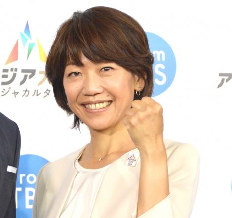 『アジア大会2018 ジャカルタ』制作発表に出席した高橋尚子氏 (C)ORICON NewS inc.