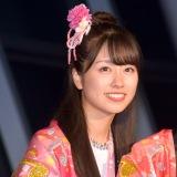 東京スカイツリーでコラボイベント『ソラクロ祭 ももクロ in トーキョースカイツリー』取材会に出席した佐々木彩夏 (C)ORICON NewS inc.