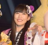 東京スカイツリーでコラボイベント『ソラクロ祭 ももクロ in トーキョースカイツリー』取材会に出席した高城れに (C)ORICON NewS inc.