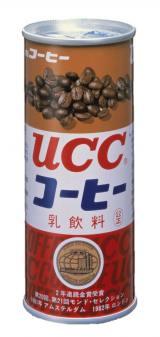 『UCC ミルクコーヒー』3代目パッケージ