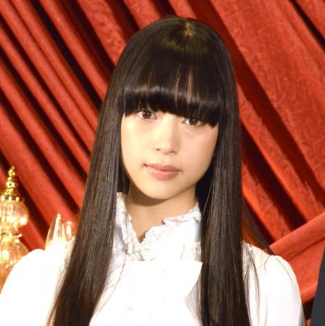 謎の美少女・テイカー役を演じる森川葵=『ドラマ24「GIVER 復讐の贈与者」』 (C)ORICON NewS inc.