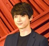 『ドラマ24「GIVER 復讐の贈与者」』記者会見に出席した吉沢亮 (C)ORICON NewS inc.