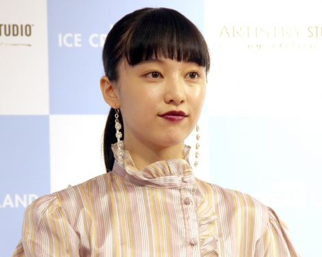 『New York ICE CREAM LAND supported by ARTISTRY STUDIO』オープニングイベントに出席した山田愛奈 (C)ORICON NewS inc.