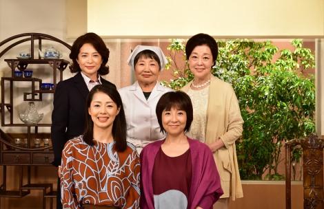 TBS系特別企画 橋田壽賀子ドラマ『渡る世間は鬼ばかり』3時間スペシャル2018(仮) (C)TBS