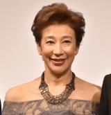 浅利慶太さんを追悼した前田美波里
