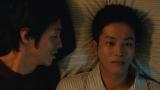 明治安田生命新TVCM『兄、来ちゃった』篇、場面カット
