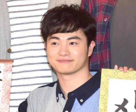 連続ドラマ『星屑リベンジャーズ』取材会に出席した森永悠希 (C)ORICON NewS inc.
