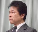 浅利慶太さんの訃報に涙を見せた鹿賀丈史 (C)ORICON NewS inc.