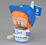 当時のユニフォームを再現した「プロ野球人形 イレコミ君 西武ライオンズ」