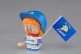1980年〜90年の「プロ野球人形 イレコミ君」