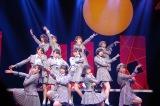 AKB48のチーム8単独舞台「KISS KISS KISS」公開ゲネプロの模様 (C)ORICON NewS inc.