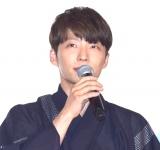 アニメーション映画『未来のミライ』初日舞台あいさつに出席した星野源 (C)ORICON NewS inc.