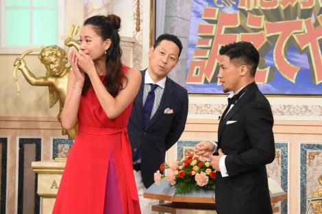 22日放送のバラエティー番組『行列のできる法律相談所』の模様(C)日本テレビ
