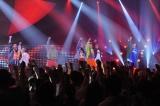スタジオライブは300人の観客と大盛り上がり(C)NHK