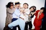 7月20日放送のテレビ朝日系『ミュージックステーション』に出演するサザンオールスターズ