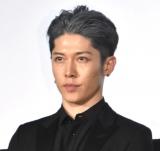 映画『BLEACH』公開記念舞台あいさつに出席したMIYAVI (C)ORICON NewS inc.