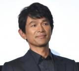 映画『BLEACH』公開記念舞台あいさつに出席した江口洋介 (C)ORICON NewS inc.