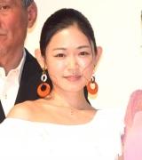 映画『私は絶対許さない』の初日舞台あいさつに出席した西川可奈子 (C)ORICON NewS inc.