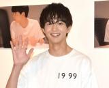『鈴木仁 19th バースデーイベント〜Jin Say Fun!〜』の囲み取材に出席した鈴木仁 (C)ORICON NewS inc.
