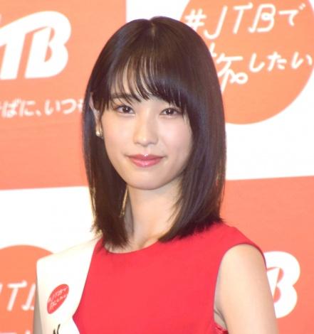 『2018年JTBグループイメージキャラクター発表会』に参加した��橋ひかる (C)ORICON NewS inc.