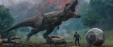 7月13日公開の映画『ジュラシック・ワールド/炎の王国』が動員ランキング初登場1位に(C)Universal Pictures