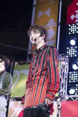 5号車ユーキ=『コカ・コーラ SUMMER STATION 音楽LIVE』より Photo by 深野輝美