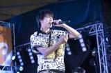 7号車タカシ=『コカ・コーラ SUMMER STATION 音楽LIVE』より Photo by 深野輝美