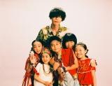 米津玄師&小学生5人組ユニットFoorinの写真を初公開