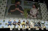米サンディエゴで開催された『コミコン2018』=映画『スパイダーマン:スパイダーバース』(2019年日本公開予定)のプレゼンテーションの模様
