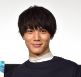 映画『虹色デイズ』トークイベントに参加した中川大志 (C)ORICON NewS inc.