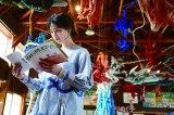 『鉢&田島征三 絵本と木の実の美術館×のん』 撮影:RYUGO SAITO
