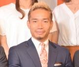 """""""新婚""""柴崎岳を祝福した長友佑都 (C)ORICON NewS inc."""