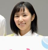 ドラマ『恋のツキ』の試写後記者会見に出席した徳永えり (C)ORICON NewS inc.