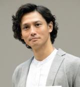 ドラマ『恋のツキ』の試写後記者会見に出席した安藤政信 (C)ORICON NewS inc.