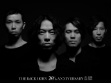 THE BACK HORN=ホットスタッフ・プロモーション創立40周年記念イベント『MASAKA』10月28日出演