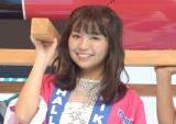 『MIKOSHI CHALLENGE by mentos』PRイベントに出席した大原優乃 (C)ORICON NewS inc.