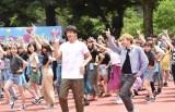 一緒にダンス! (C)ORICON NewS inc.