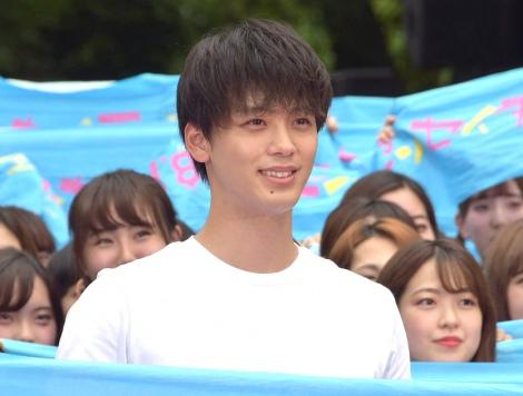 映画『センセイ君主』公開直前イベントに出席した竹内涼真 (C)ORICON NewS inc.
