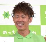 """大村朋宏=『い・ろ・は・す""""めっちゃ近い水""""プロジェクト』PRイベント (C)ORICON NewS inc."""