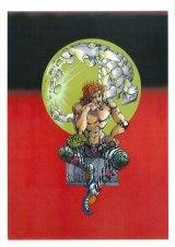 『ジョジョの奇妙な冒険』高級複製原画 キービジュアル大阪(C)荒木飛呂彦&LUCKY LAND COMMUNICATIONS/集英社