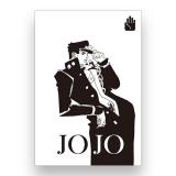 『ジョジョの奇妙な冒険』ノート1(C)荒木飛呂彦&LUCKY LAND COMMUNICATIONS/集英社