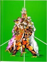 『ジョジョの奇妙な冒険 Part 4 ダイヤモンドは砕けない』高級複製原画(C)LUCKY LAND COMMUNICATIONS/集英社