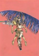 『ジョジョの奇妙な冒険 Part 8 ジョジョリオン』高級複製原画(C)LUCKY LAND COMMUNICATIONS/集英社