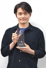 「第12回コンフィデンスアワード・ドラマ賞」で「脚本賞」を受賞した古沢良太氏 (C)oricon ME inc.